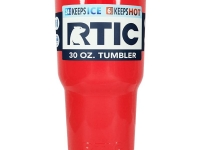 Rtic Red 30 ounce Tumbler