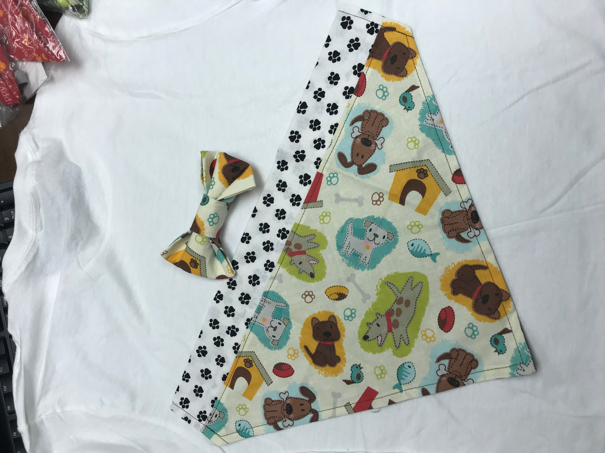 Multi Color Dogs Large/XL